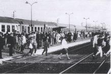 Ieper: speciaal ingelegde trein voor pausbezoek