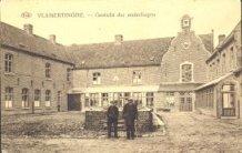 Vlamertinge: het Oudemannenhuis voor de Eerste Wereldoorlog