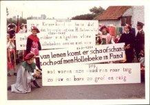 Hollebeke: spreuken uit de stoet Hollebeke-1000