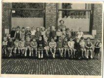 Nieuwpoort: rijksbasisschool, schooljaar 1952-1953