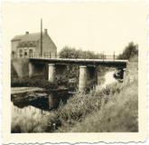 Vladslo: eerste brug over Handzamevaart