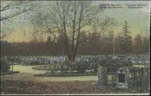 Ieper: begraafplaats van soldaat uit Dikkebus