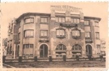 De Panne: Prinsenhof hotel