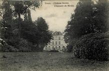 Ieper: kasteel Iweins