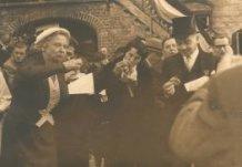 Boezinge: viering 25-jarig burgemeesterschap