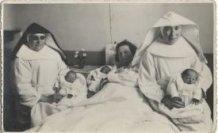 Poperinge: geboorte drieling