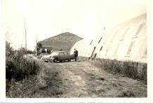 Langemark: bouw steenbakkerij Dumoulin