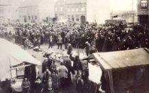 Langemark : wekelijkse marktdag