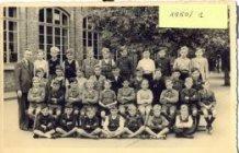 Beselare: klasfoto 1950