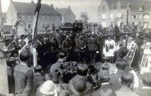 Reninge: begrafenis van een militaire piloot