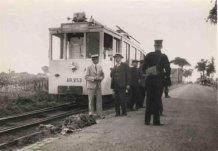 Oostvleteren: oude vrouw door tram vermorzeld