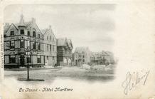 De Panne: vroegste bebouwing in Duinkerkelaan en op Square Bonzel