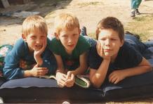 Blankenberge: op kamp met de scouts