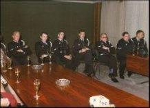 De Panne: politie krijgt glaasje aangeboden door burgemeester