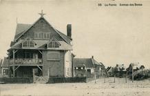 De Panne: villa Albert Dumont, een woning met panoramisch zicht