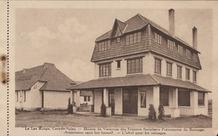 Koksijde: vakantiecentrum le Lys Rouge in 1929