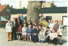 De Panne: onderwijzend personeel 'Panne- Instituut'