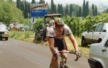 Villafranca: Vladslose wielrenner Nico Bilcke