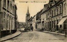 Poperinge: Noordstraat en Casselstraat
