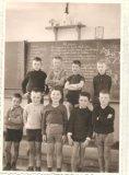 De Panne: klasfoto tweede leerjaar St.-Pieterscollege 1963-64