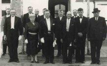 Oostvleteren: inhuldiging burgemeester Rene De Meester