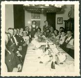 Kortemark: feestcomité Huilaart aan tafel
