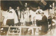 Elverdinge: inhuldiging pastoor Henri Vanneste