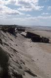 De Panne: de bunkers van de Atlantikwall liggen op het strand