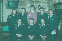 Dikkebus: diploma's voor brandweermannen