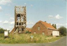 Sint-Juliaan (Langemark): een naakte Steenakkermolen