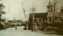 Reningelst: dorpplaats