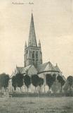 Pollinkhove: de Sint-Bartholomeuskerk voor de Eerste Wereldoorlog