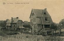 De Panne: villa's les Heures Douces en Zonneweelde in de Konijnenweg