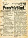 Reninge: ons parochieblad