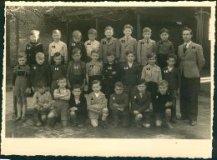 Kortemark: leerlingen van de gemeentelijke jongensschool