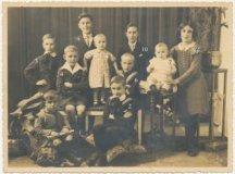 Watou: gezin René Vermeulen-Emma Decae