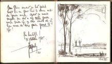 Roesbrugge:tekening Joris Declercq