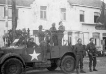 De Panne: militairen aan grens Frankrijk en België