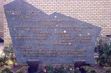 De Panne: inhuldiging sportcentrum 'Oosthoek'
