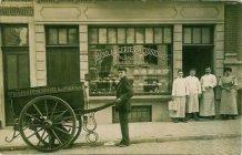 Brussel: bakker Deschrevel uit Haringe
