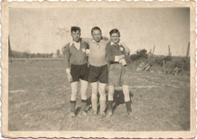 Zillebeke: voetbalspelers