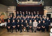 Reninge: afscheid brandweercommandant Niville