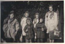 Blatezak (Langemark): familie Michel Courtens