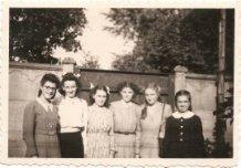Zillebeke: vriendinnen samen op de foto in Zillebeke