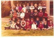 De Panne: klasfoto 1973-74