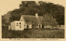 De Panne: oud visscher huis