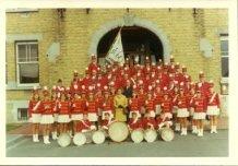 Langemark : muziekvereniging Sint-Cecilia.