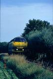Kortemark: locomotief 6222 op lijn 63