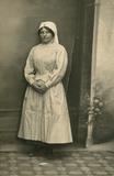 Parijs: Rachel Degraeuwe uit Ramskapelle als hulpverpleegster tijdens Eerste Werteldoorlog