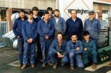 Reninge: personeel firma Vanpeteghem